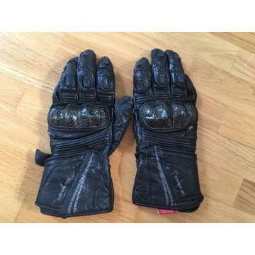 Męskie rękawice motocyklowe SHIMA ST-!