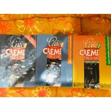 Cafe Creme - Methode de Francais