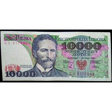 10000 zł - 1988 - CS -