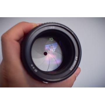 Obiektyw Nikon Nikkor AF 85 mm f/1.8D