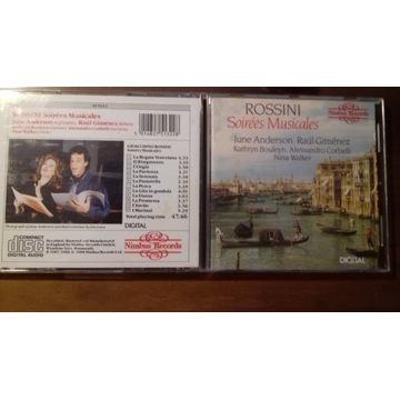 Rossini, Soirees Musicales