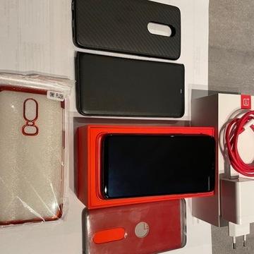 telefon OnePlus 6 Midnight Black 8/128GB, A6003