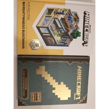 Minecraft 2 podręczniki kreatywnego budowania