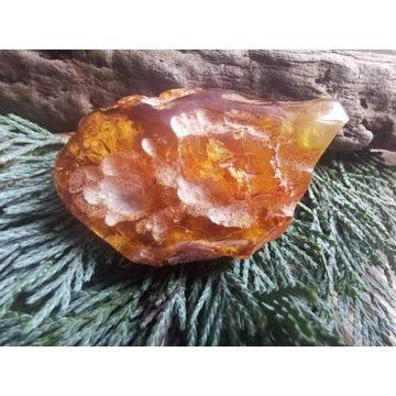 Bryłka bursztynu bałtyckiego piękna 32 gram