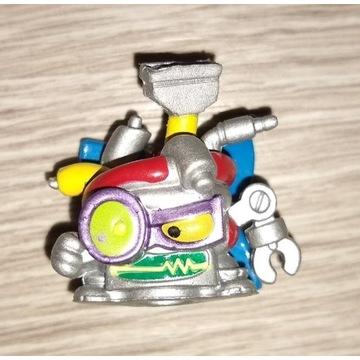 Nowa srebrna figurka super zings things seria 7