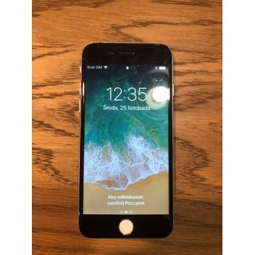 IPhone 6 16 Gb silver