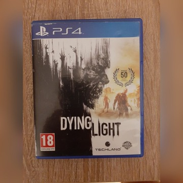 Dying Light ps4 PL