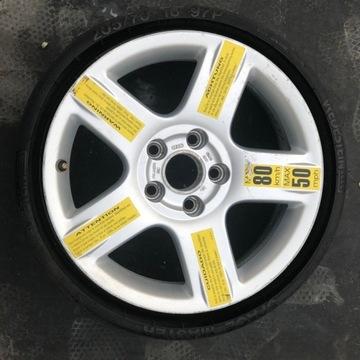 Dojazdówka Audi