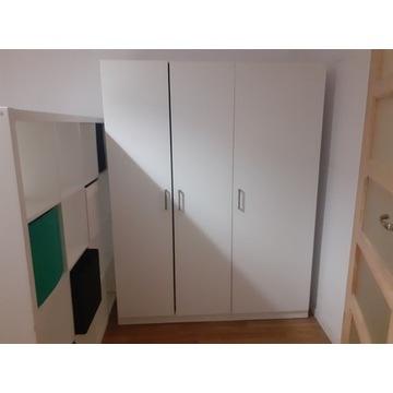 IKEA zestaw mebli - szafa, regał, szafka RTV