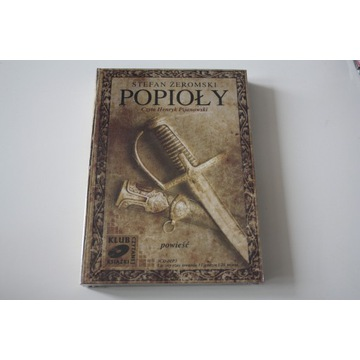 POPIOŁY - ŻEROMSKI - AUDIO CD MP3- 3 CD - 31 h