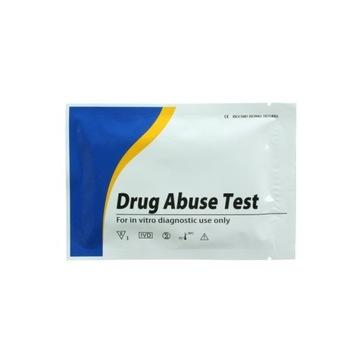 6 SUBST test testy narkotykowy  GRATIS 10+1 MULTI