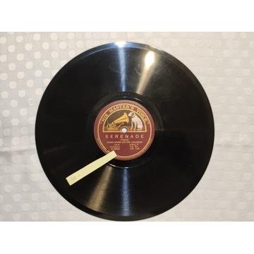 Płyta szelakowa HIS MASTER'S VOICE Serenade