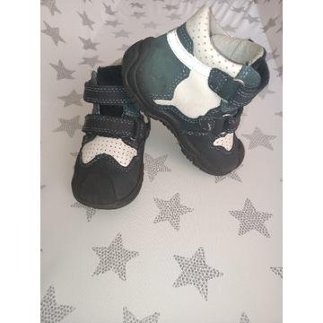 Używane buty ponad kostkę, Bartek, rozm. 21; bdb