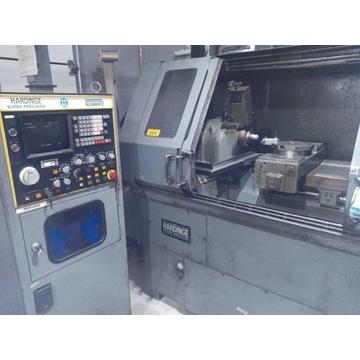 tokarka CNC numeryczna na sterowaniu FANUC