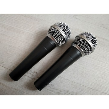 Mikrofon dynamiczny (parametry jak Shure SM57)