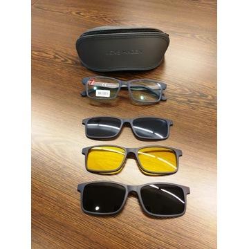 Jens Hagen JH 30017 A SET okulary oprawki zestaw N