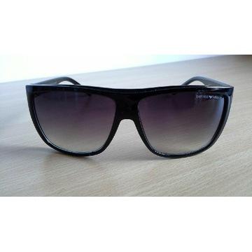 ARMANI okulary słoneczne męskie, wysyłka GRATIS