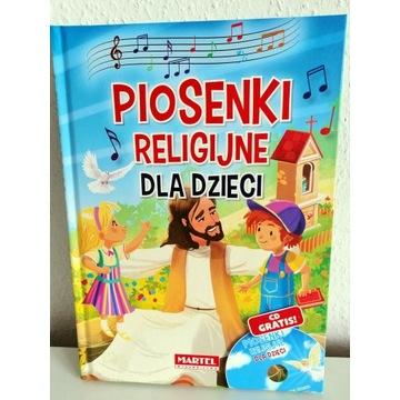 Piosenki religijne dla dzieci Martel