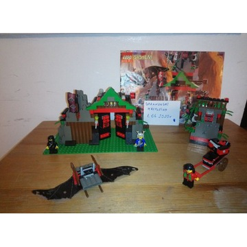 Lego 6088 Ninja Robber's Retreat