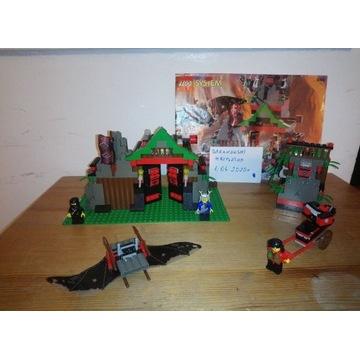 Lego 6088 Ninja Robber's Retreat