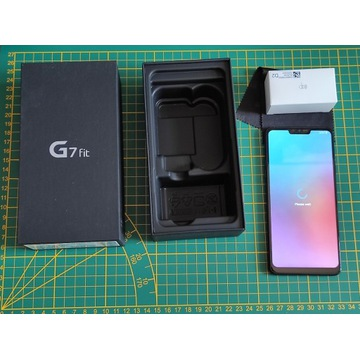 Zadbany LG G7 Fit - BCM!