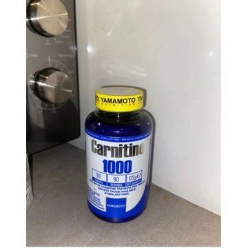 YAMAMOTO Carnitine 1000 90 tab