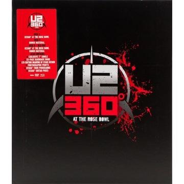 U2 - 360° AT THE ROSE BOWL / BOX