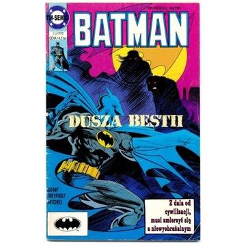 BATMAN - Dusza Bestii 11/1992