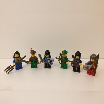 Lego Castle 6103 Castle Mini Figures Rycerze
