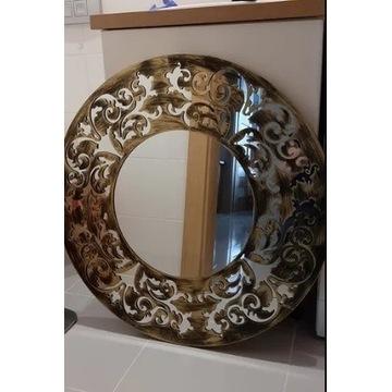 Sprzedam lustro okrągłe unikatowe 80 cm