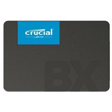 """Crucial 1TB 2,5"""" SATA SSD BX500"""