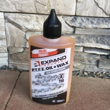 EXPAND Oil+Wax smar na suche warunki; nie używany