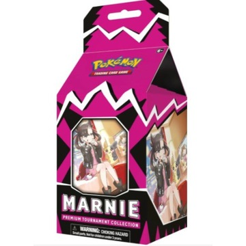 Pokemon TCG: Marnie Premium Tournament Collection