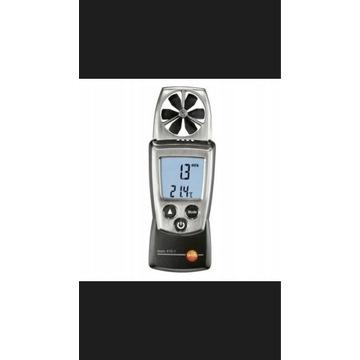 Testo 410-1 anemometr wiatraczkowy