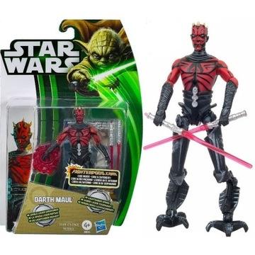 Nowa Figurka STAR WARS Darth Maul Clone Wars CW08