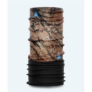 Wielofunkcyjny komin na szyję z polarem