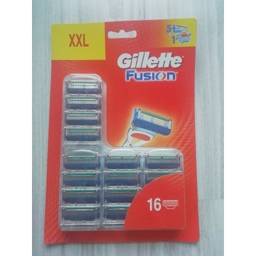Gillette Fusion 16szt.