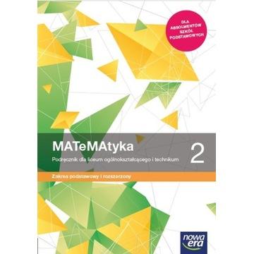 Matematyka 2 zakres podst i rozszerz Nowa Era PDF