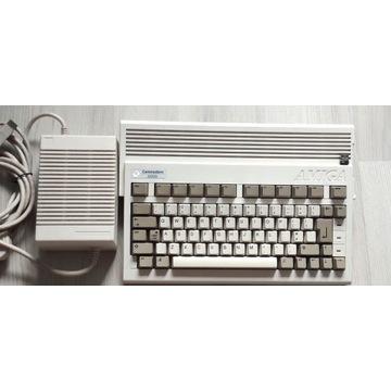 Amiga 600-11,5MB+Furia+Gotek+SD+Tantale+Bipolar