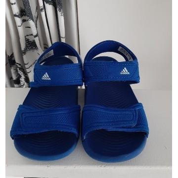 Adidas dziecięce sandałki 24