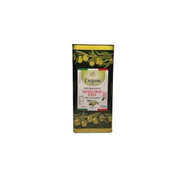 Włoska oliwa z oliwek 100% Extra Vergine 5l puszka