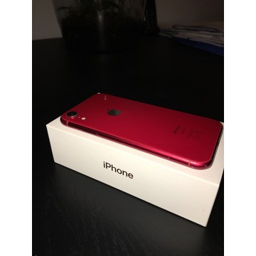 iPhone XR czerwony 64GB