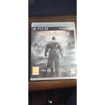 Dark SOULS II 2 PS3 PL