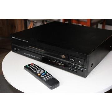 Odtwarzacz płyt CD marki DENON DCM 320+pilot