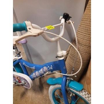 Rower kilka razy używany