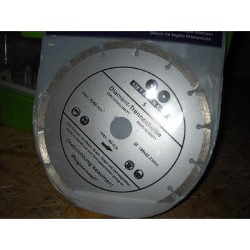nowa tarcza diamentowa do betonu 180mm