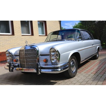 Mercedes W111 coupe 1962 r