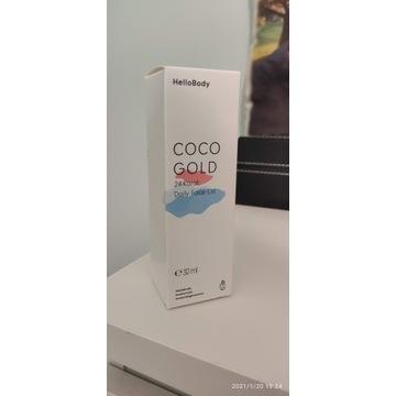 Olejek do twarzy Hello Body Coco Gold - Warszawa