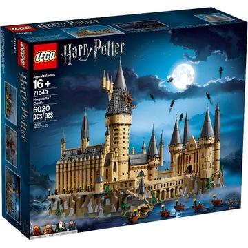 LEGO 71043 Harry Potter - Zamek Hogwart - NOWE