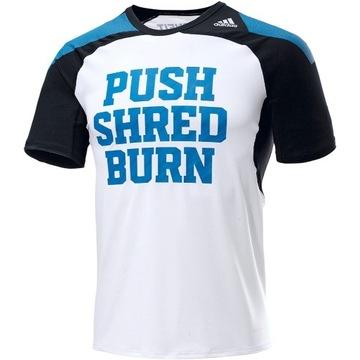 ADIDAS TECHFIT koszulka męska Climacool T-shirt XL